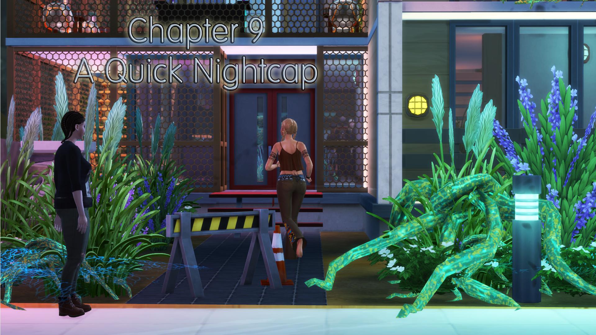 1 A quick nightcap title