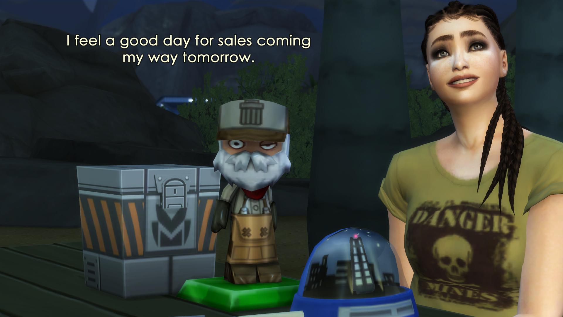 10 sales tomorrow