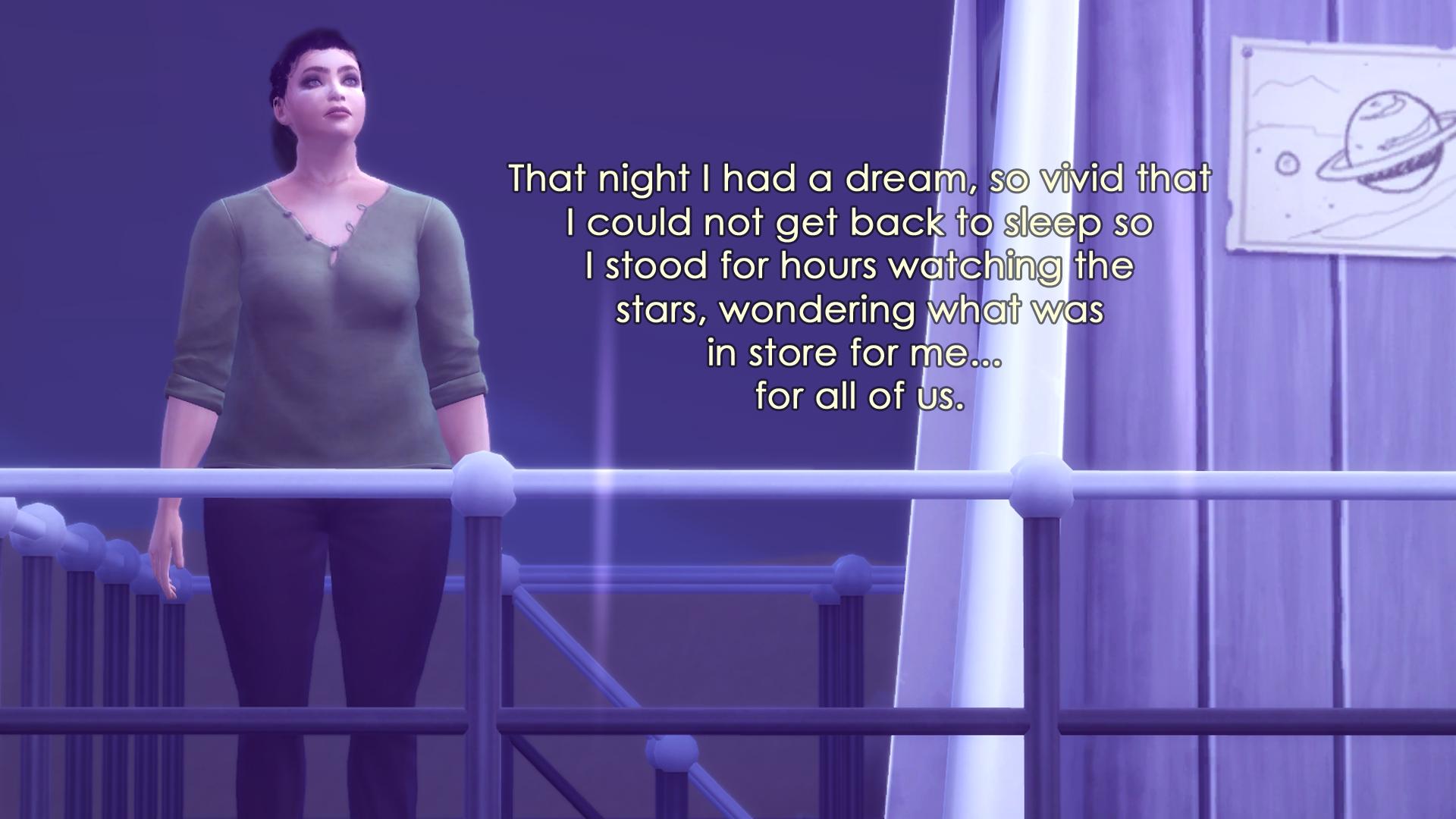 55 a dream