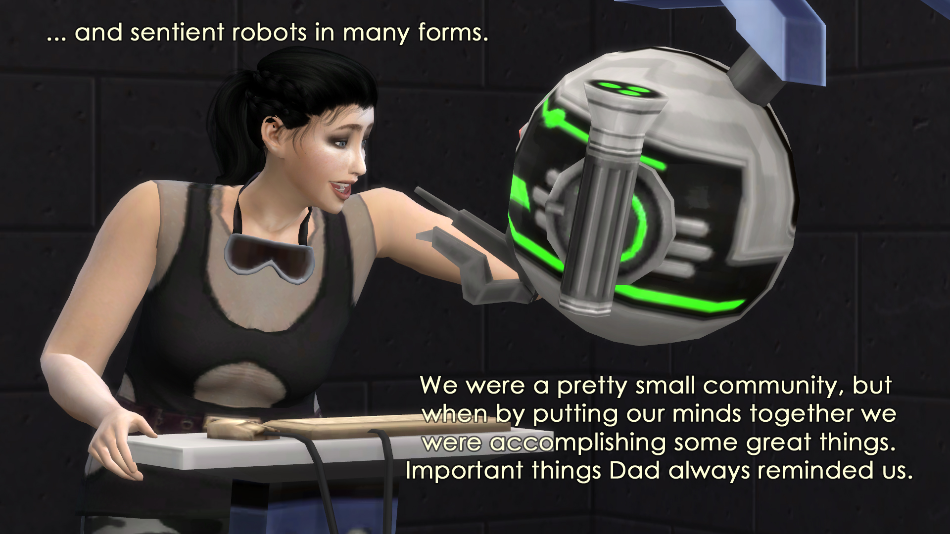 8 and robots