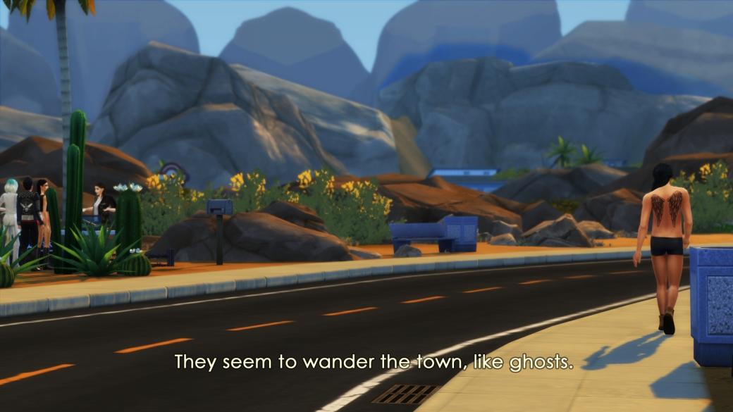 DOA 4 they wander