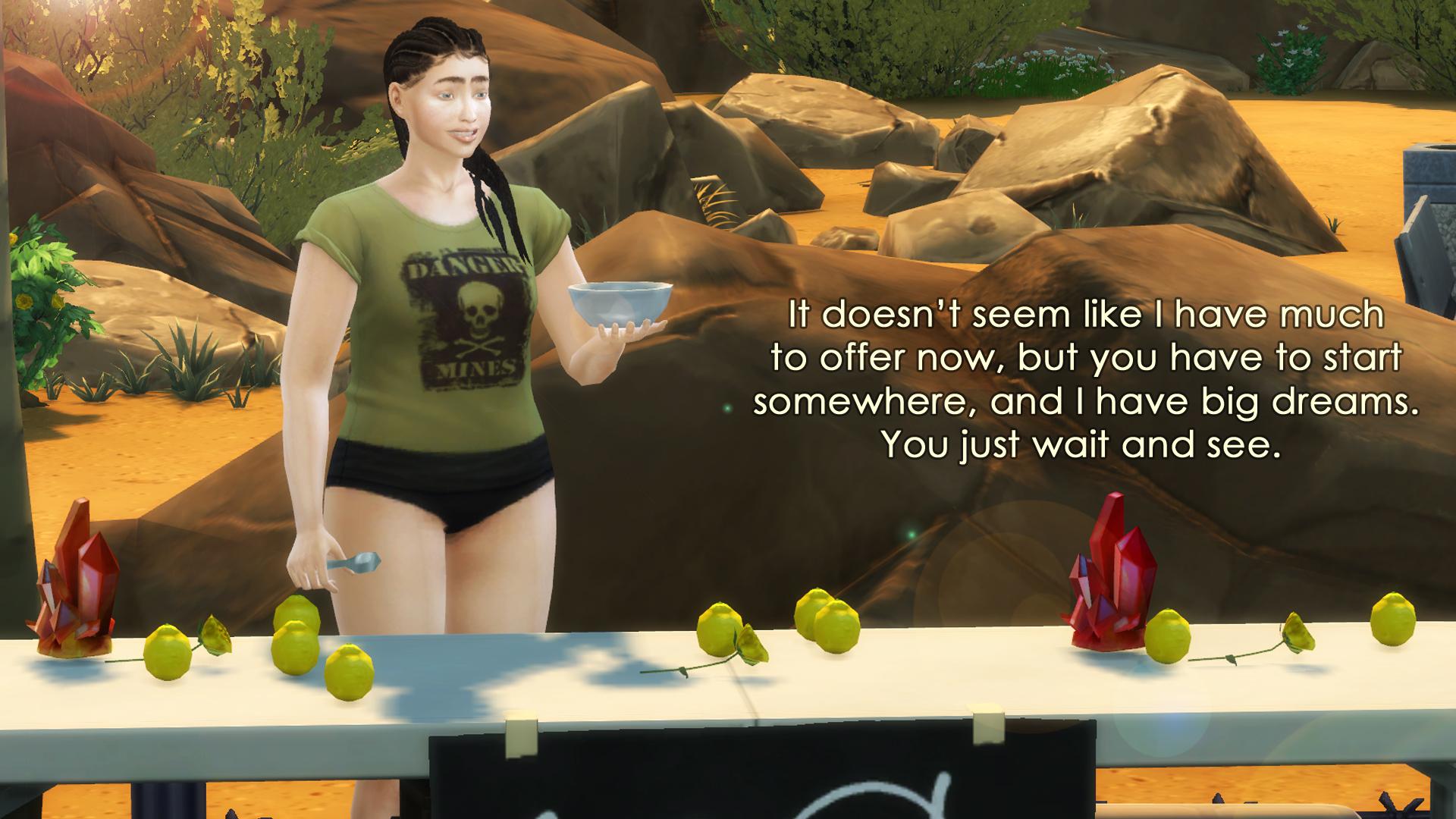 lemons 3 big dreams
