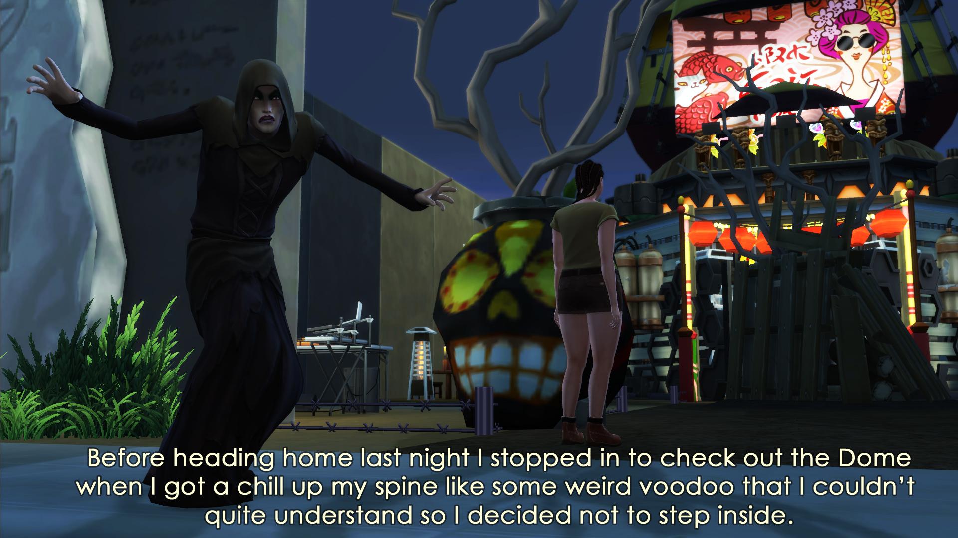 SRS 1 voodoo
