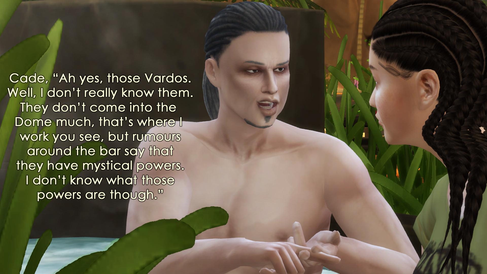 Who are the vardos 7