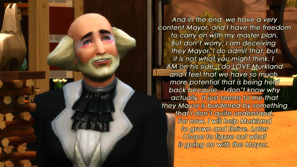 3-6 24 happy Mayor