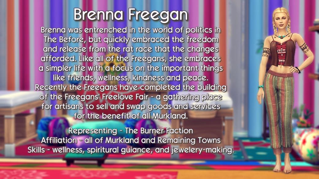 Brenna Bio