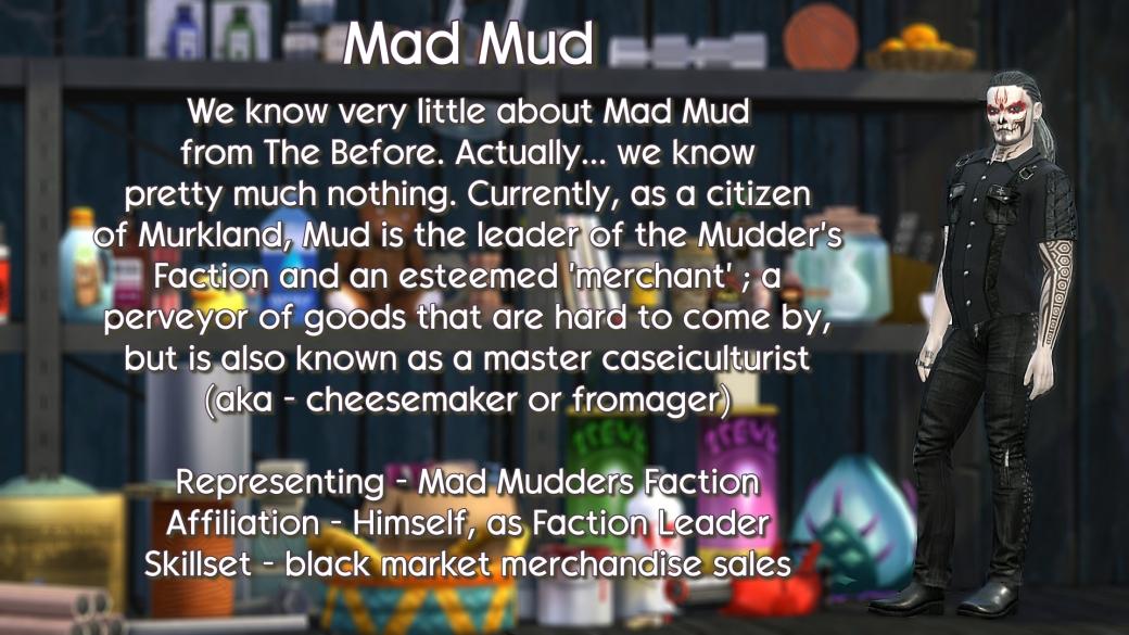 Mad Mud bio