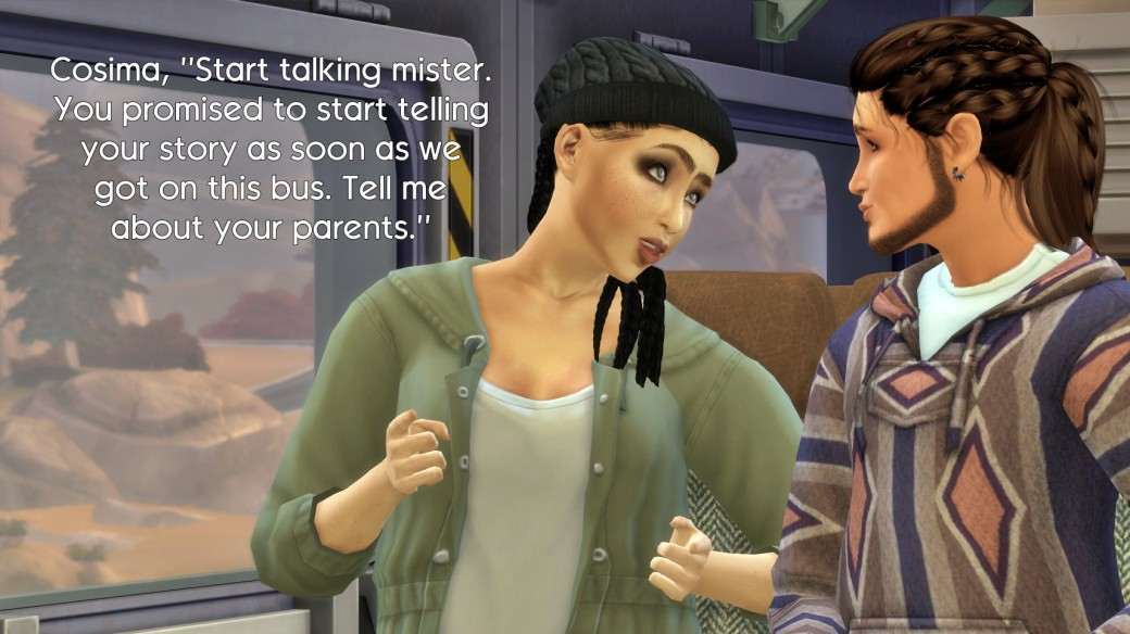 1 start talking