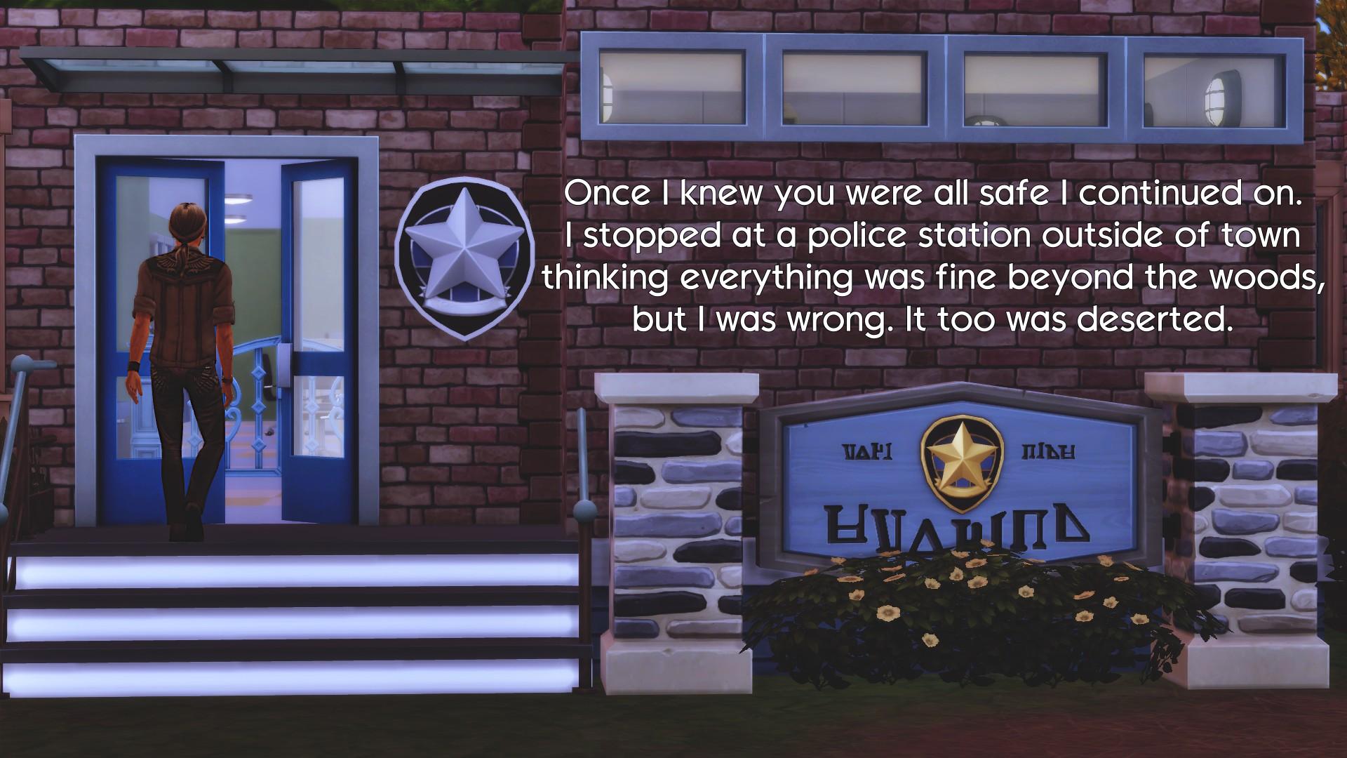 22 police station