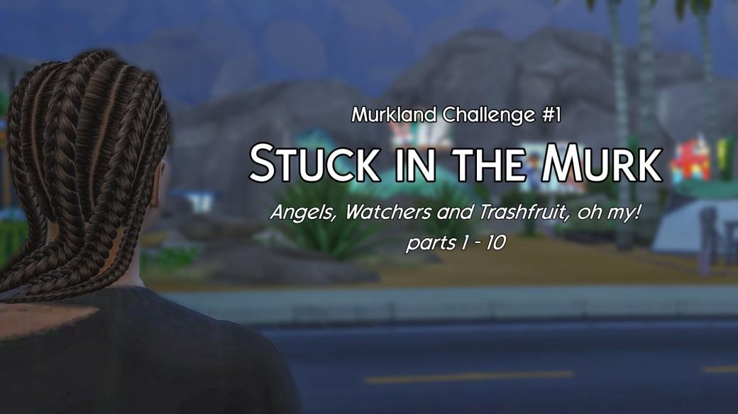 Stuck in the Murk title 2020