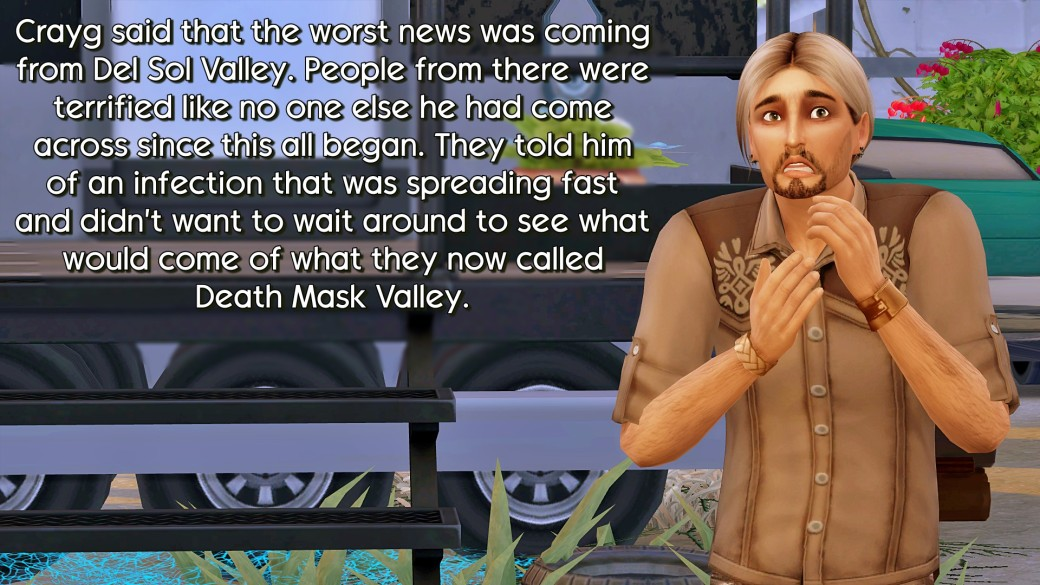 64 death mask valley