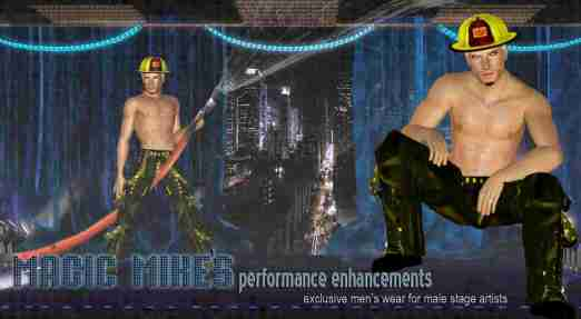 Magic Mike's Ad