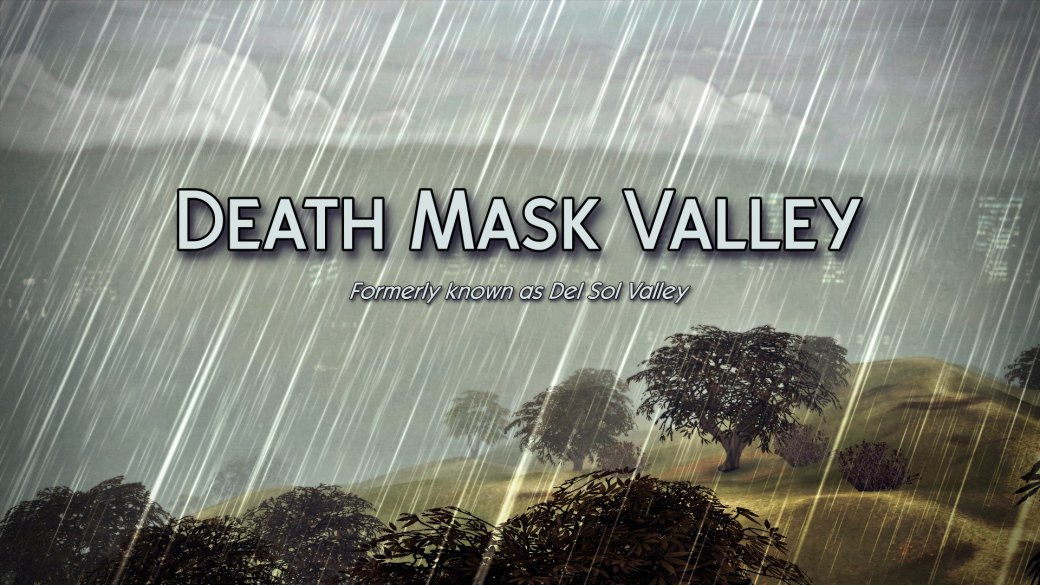 1 Death Mask Valley