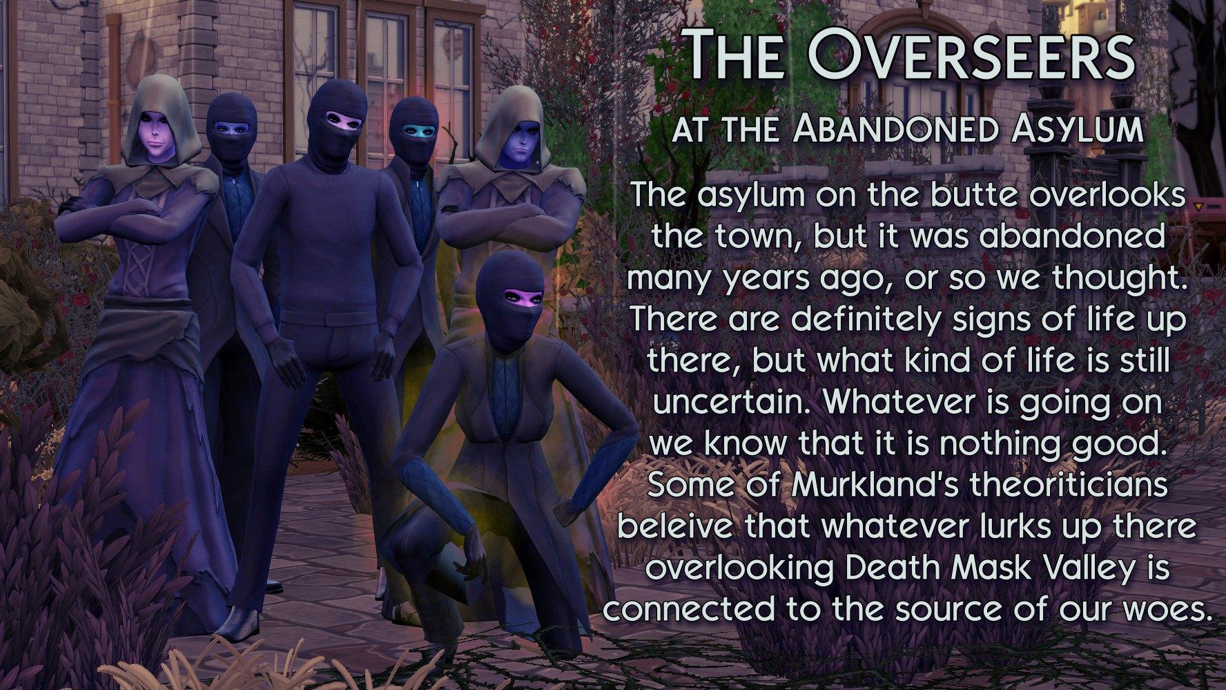 12 Overseers