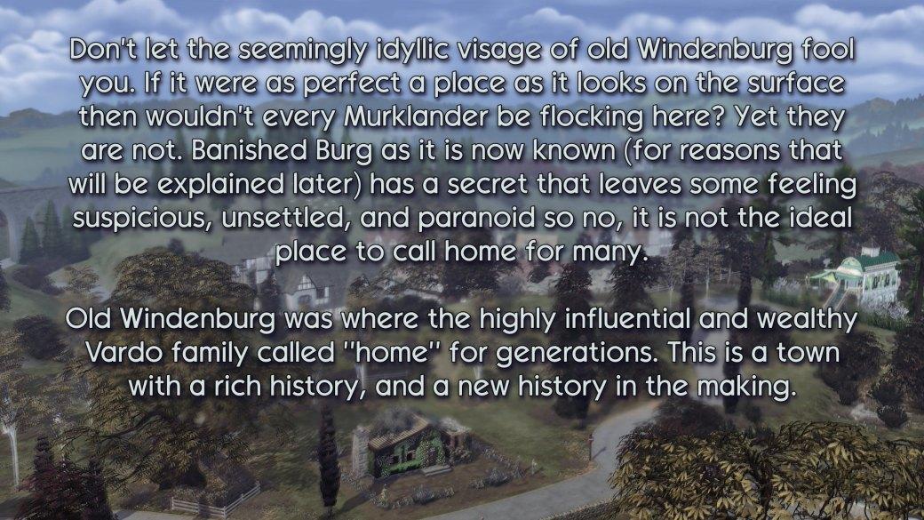 2 Banished Burg explained