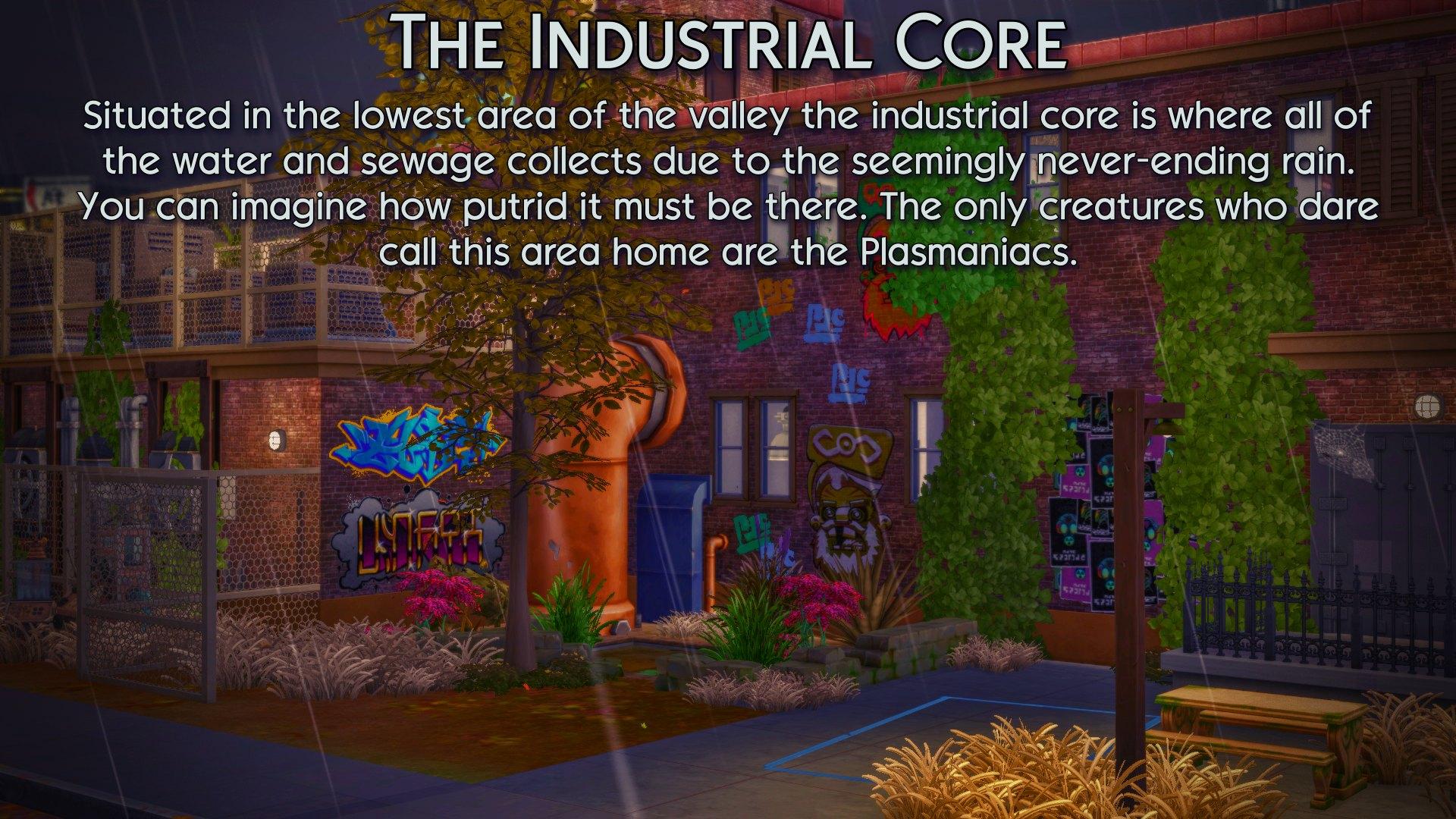 3 Industrial Core info