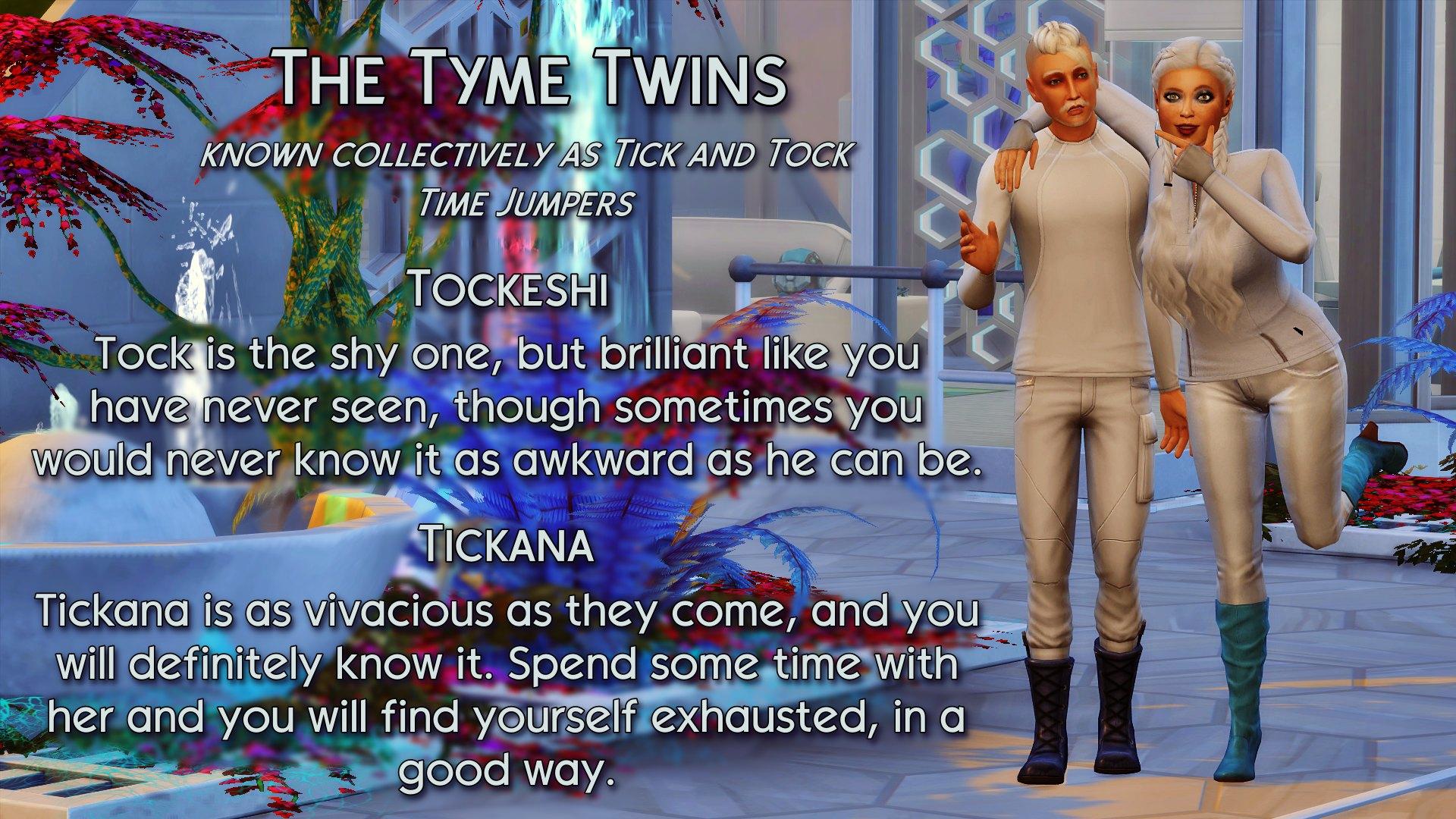 7 Tickana and Tockeshi