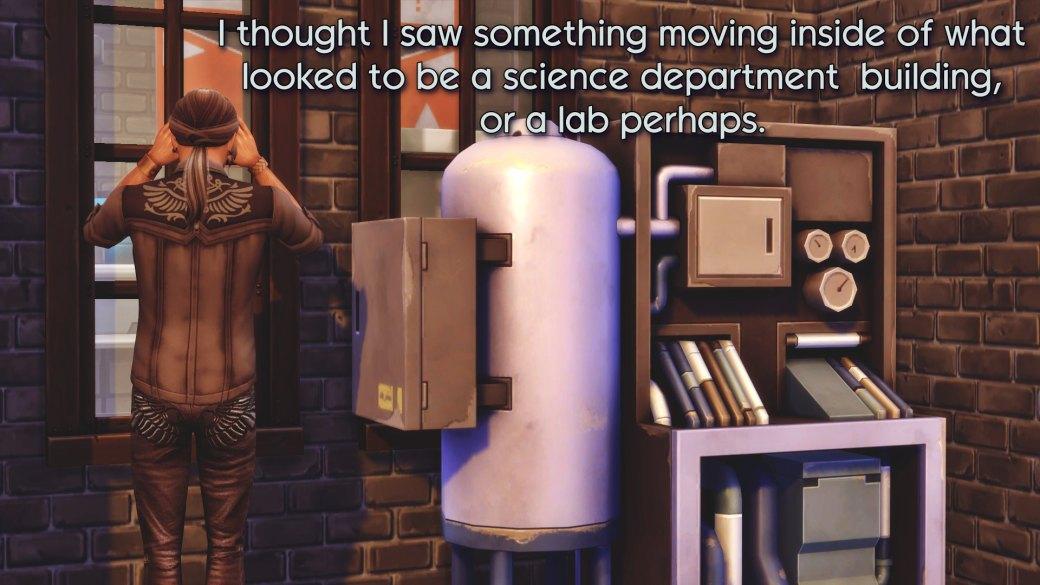 83 something moving inside